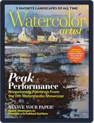 Watercolor Artist (Digital) Subscription April 1st, 2020 Issue