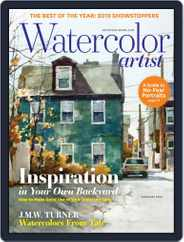 Watercolor Artist (Digital) Subscription February 1st, 2020 Issue