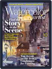 Watercolor Artist (Digital) Subscription October 1st, 2019 Issue