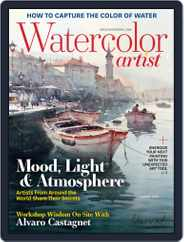 Watercolor Artist (Digital) Subscription August 1st, 2019 Issue