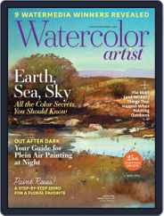 Watercolor Artist (Digital) Subscription April 4th, 2018 Issue