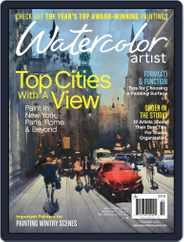 Watercolor Artist (Digital) Subscription December 6th, 2017 Issue