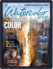Watercolor Artist (Digital) Subscription April 1st, 2017 Issue