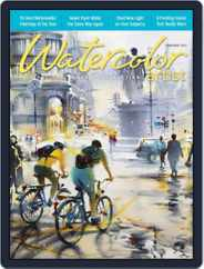 Watercolor Artist (Digital) Subscription February 1st, 2017 Issue