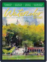 Watercolor Artist (Digital) Subscription December 1st, 2016 Issue