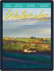 Watercolor Artist (Digital) Subscription August 16th, 2016 Issue