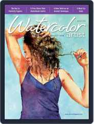 Watercolor Artist (Digital) Subscription June 14th, 2016 Issue