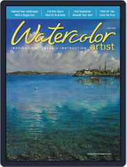 Watercolor Artist (Digital) Subscription April 19th, 2016 Issue