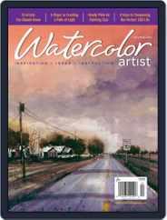 Watercolor Artist (Digital) Subscription December 1st, 2015 Issue