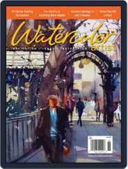Watercolor Artist (Digital) Subscription April 21st, 2015 Issue