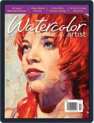 Watercolor Artist (Digital) Subscription February 17th, 2015 Issue