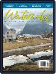 Watercolor Artist (Digital) Subscription October 21st, 2014 Issue