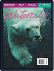 Watercolor Artist (Digital) Subscription August 6th, 2013 Issue