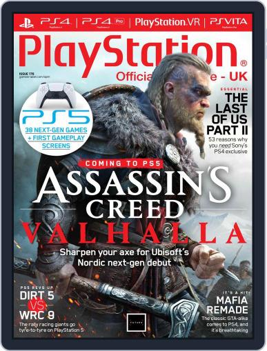 Official PlayStation Magazine - UK Edition (Digital) July 1st, 2020 Issue Cover