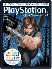 Official PlayStation Magazine - UK Edition (Digital) Subscription January 1st, 2020 Issue