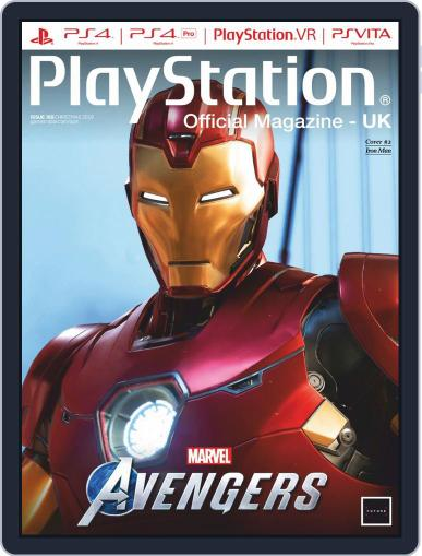 Official PlayStation Magazine - UK Edition (Digital) December 2nd, 2019 Issue Cover
