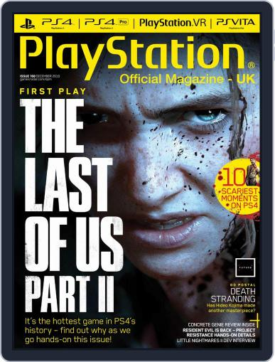 Official PlayStation Magazine - UK Edition (Digital) December 1st, 2019 Issue Cover