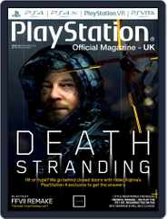 Official PlayStation Magazine - UK Edition (Digital) Subscription November 1st, 2019 Issue