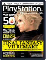 Official PlayStation Magazine - UK Edition (Digital) Subscription August 1st, 2019 Issue