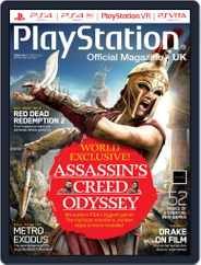 Official PlayStation Magazine - UK Edition (Digital) Subscription October 1st, 2018 Issue