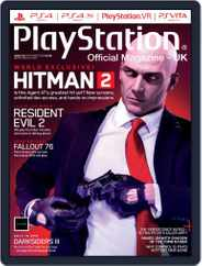 Official PlayStation Magazine - UK Edition (Digital) Subscription September 1st, 2018 Issue