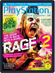 Official PlayStation Magazine - UK Edition (Digital) Subscription July 1st, 2018 Issue