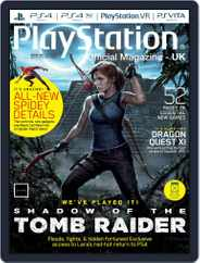 Official PlayStation Magazine - UK Edition (Digital) Subscription June 1st, 2018 Issue