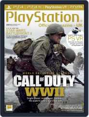 Official PlayStation Magazine - UK Edition (Digital) Subscription November 1st, 2017 Issue