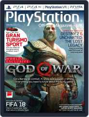 Official PlayStation Magazine - UK Edition (Digital) Subscription October 1st, 2017 Issue