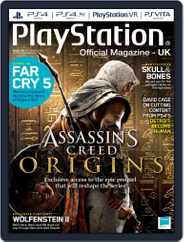 Official PlayStation Magazine - UK Edition (Digital) Subscription September 1st, 2017 Issue