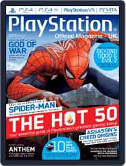 Official PlayStation Magazine - UK Edition (Digital) Subscription August 1st, 2017 Issue