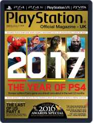 Official PlayStation Magazine - UK Edition (Digital) Subscription January 1st, 2017 Issue