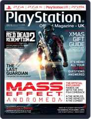 Official PlayStation Magazine - UK Edition (Digital) Subscription December 15th, 2016 Issue