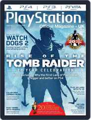 Official PlayStation Magazine - UK Edition (Digital) Subscription August 2nd, 2016 Issue