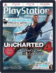 Official PlayStation Magazine - UK Edition (Digital) Subscription April 5th, 2016 Issue