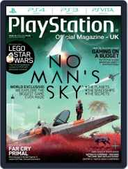 Official PlayStation Magazine - UK Edition (Digital) Subscription March 8th, 2016 Issue