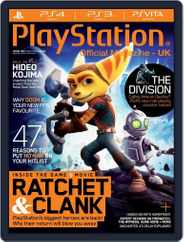 Official PlayStation Magazine - UK Edition (Digital) Subscription February 11th, 2016 Issue