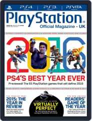 Official PlayStation Magazine - UK Edition (Digital) Subscription December 18th, 2015 Issue
