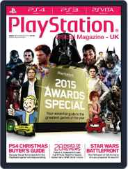 Official PlayStation Magazine - UK Edition (Digital) Subscription November 20th, 2015 Issue