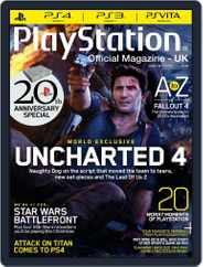 Official PlayStation Magazine - UK Edition (Digital) Subscription October 31st, 2015 Issue