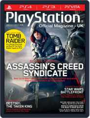 Official PlayStation Magazine - UK Edition (Digital) Subscription October 1st, 2015 Issue