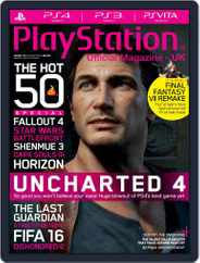 Official PlayStation Magazine - UK Edition (Digital) Subscription August 1st, 2015 Issue