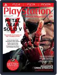 Official PlayStation Magazine - UK Edition (Digital) Subscription July 1st, 2015 Issue
