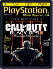 Official PlayStation Magazine - UK Edition (Digital) Subscription June 1st, 2015 Issue
