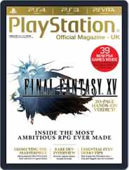 Official PlayStation Magazine - UK Edition (Digital) Subscription April 1st, 2015 Issue