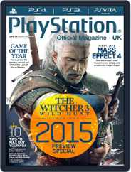 Official PlayStation Magazine - UK Edition (Digital) Subscription January 1st, 2015 Issue