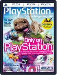 Official PlayStation Magazine - UK Edition (Digital) Subscription September 25th, 2014 Issue