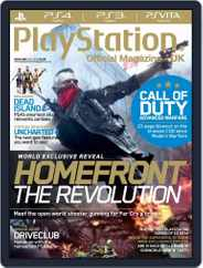 Official PlayStation Magazine - UK Edition (Digital) Subscription June 13th, 2014 Issue