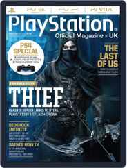 Official PlayStation Magazine - UK Edition (Digital) Subscription April 11th, 2013 Issue