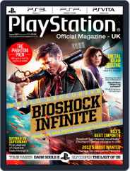 Official PlayStation Magazine - UK Edition (Digital) Subscription January 17th, 2013 Issue